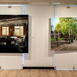 """Exposition """"Histoire, histoires en peintures"""" au Val Fleury  Premier étage - Thomas Lévy-Lasne"""