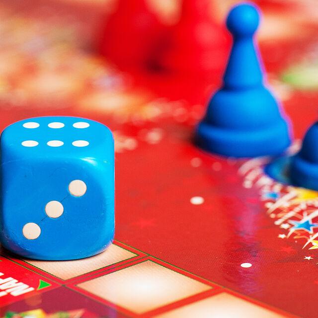 Soirée jeux à la ludothèque