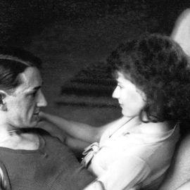 Photographie Fernand et Lisa Fonssagrives en 1934