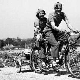 Tandem en 1937