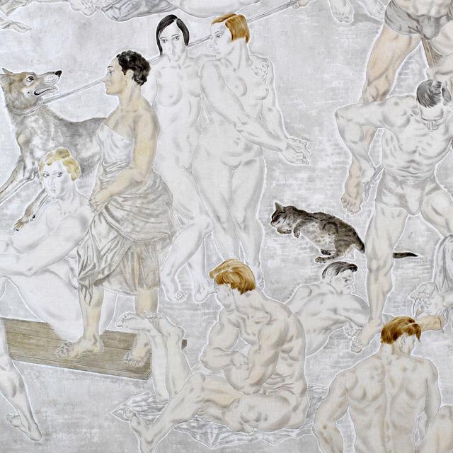 Composition au chien Coll 91.