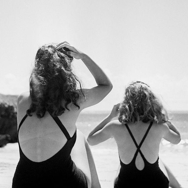 Bain de soleil 1937 - Photographie de Pierre Jamet