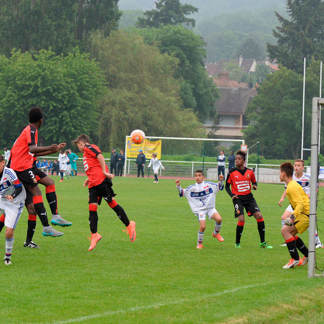 Tournoi international de football U12 : la Gif Cup