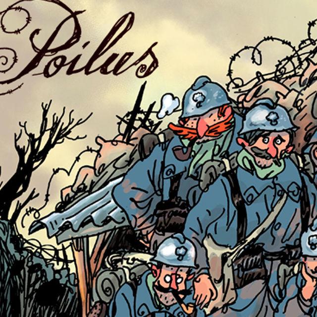 Exposition autour du jeu les Poilus