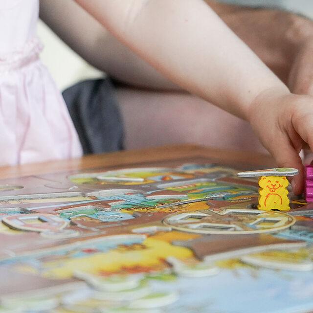 Nouveautés jeux de société enfants à la ludothèque