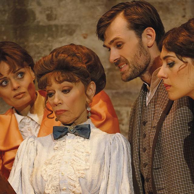 Théâtre : l'idiot de Dostoïevski