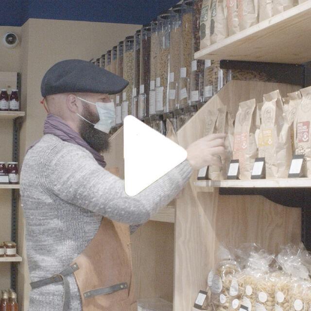 Vidéo - Commerçants confinement