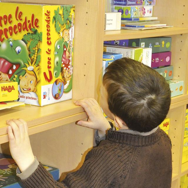 Exposition vente de jeux et jouets