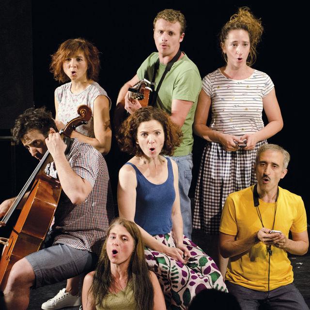 Théâtre musical : carnet de notes