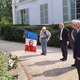 Commémoration 8 mai 1945 - 2020