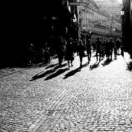 Exposition photo : la rue de Philippe Salmon
