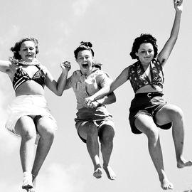 Le grand saut - 1938