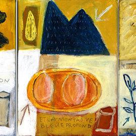 Exposition peintures et dessins : Didier Locicero