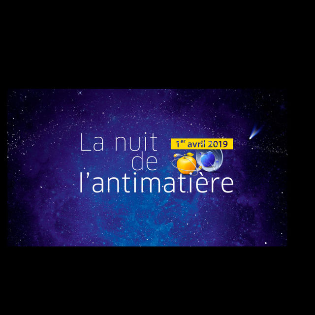 Nuit de l'Antimatière