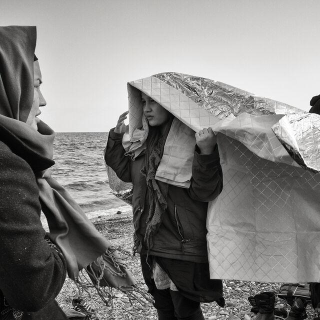 Exposition photo : femmes d'un monde à l'autre