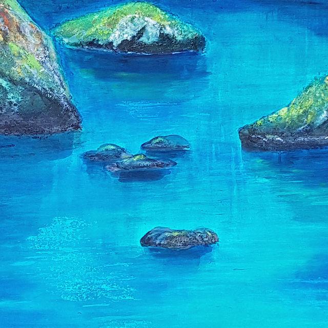 Exposition peinture : Nicole Krimm