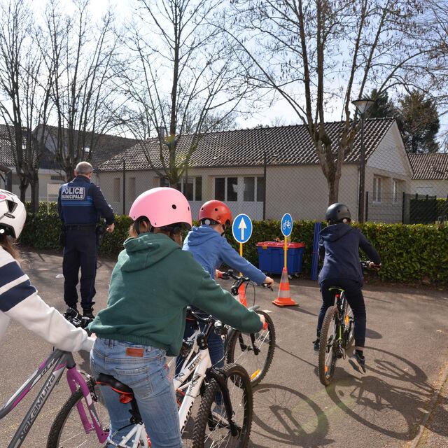 Permis cycliste CM Neuvries