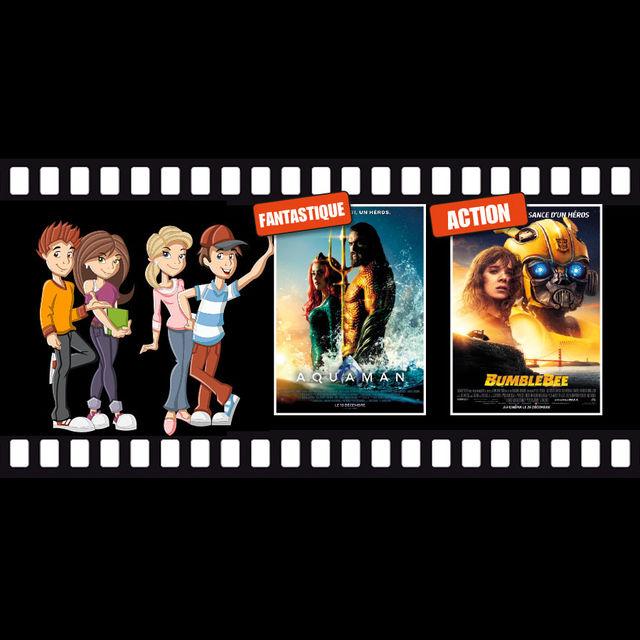Soirée cinéma 11-14 ans