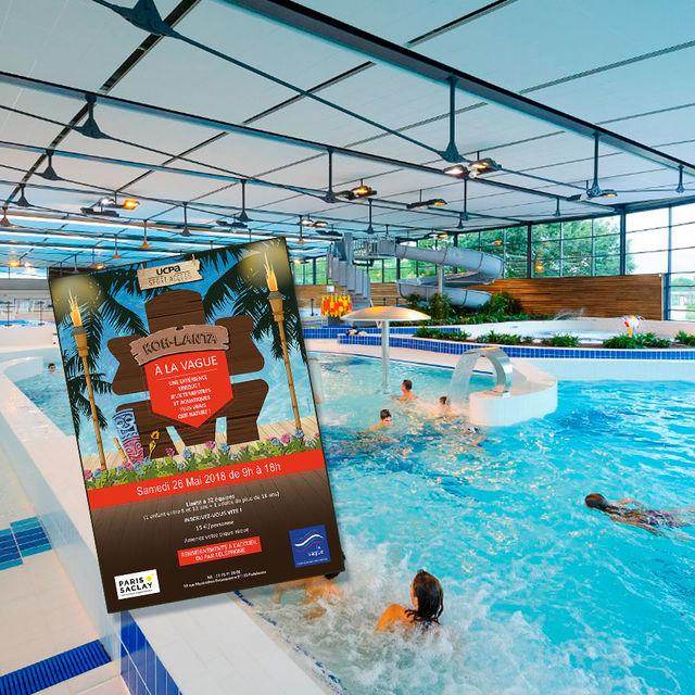 Koh Lanta à la piscine La Vague