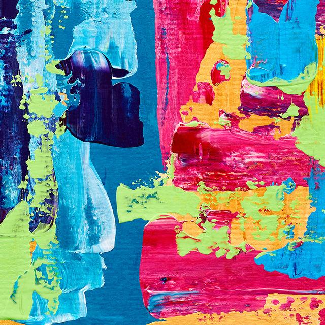 Atelier tout-petits : il était une fois l'abstraction
