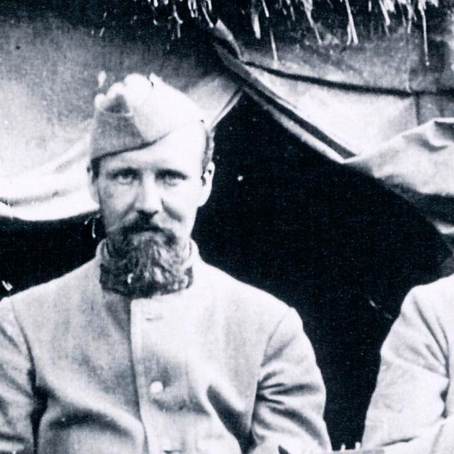 Poilus lors de la Grande Guerre (1914-1918)