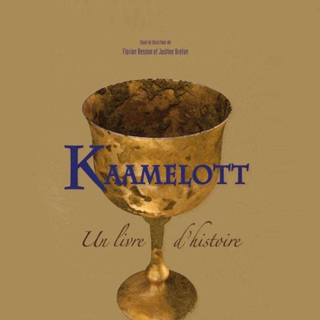 Livre : Kaamelott, un livre d'histoire
